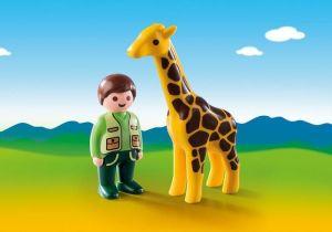 Chovatel se žirafou (1.2.3) 9380