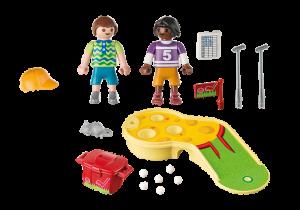 Děti na minigolfu 9439 Playmobil Playmobil