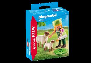 Farmářka s ovcemi 9356 Playmobil Playmobil