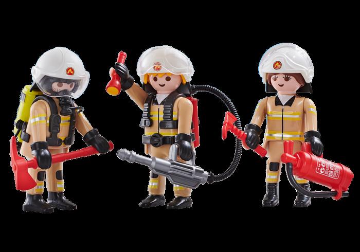 Hasičský záchranný sbor A 6584 Playmobil Playmobil