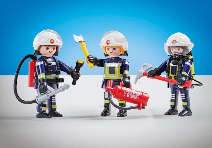 Hasičský záchranný sbor B 6586 Playmobil Playmobil