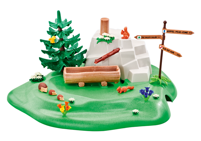Horský pramen 6578 Playmobil Playmobil