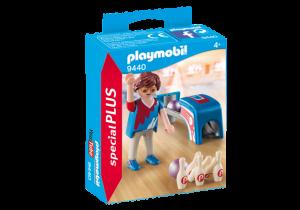 Hráč bowlingu 9440 Playmobil Playmobil