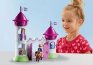 Hrad s věžemi (1.2.3) 9389 Playmobil Playmobil