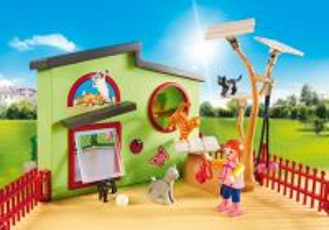 Kočičí penzion 9276 Playmobil Playmobil