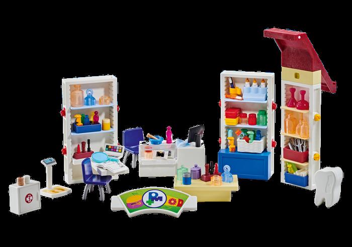 Lékárna 9808 Playmobil Playmobil