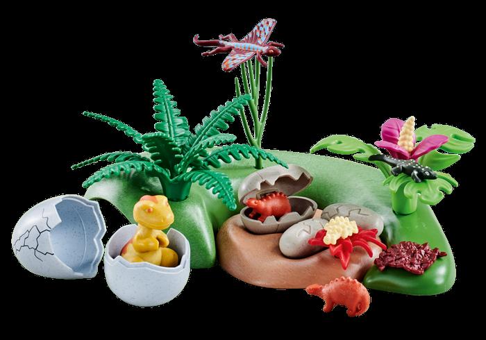 Malý dino v hnízdě 6597 Playmobil Playmobil
