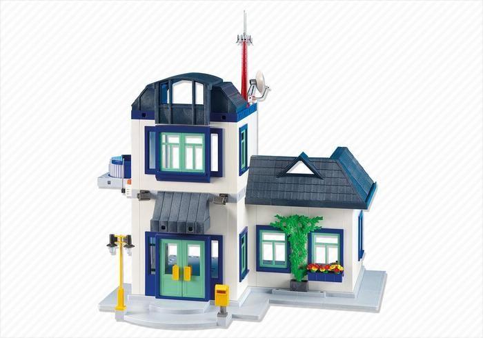 Městský dům 6294 Playmobil Playmobil