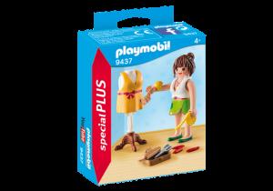Módní návrhářka 9437 Playmobil Playmobil