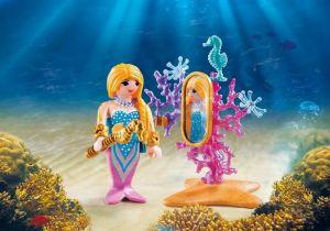 Mořská panna 9355