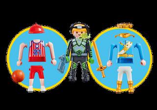 Multifunkční chlapec 9828 Playmobil Playmobil