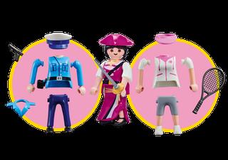 Multifunkční dívka 9829 Playmobil Playmobil