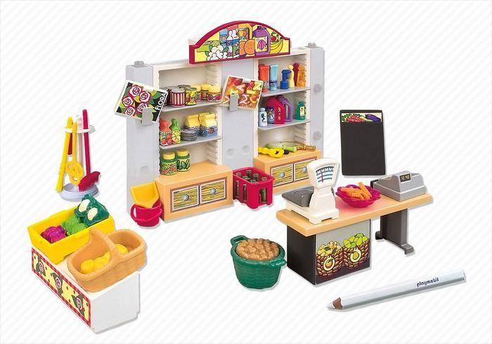 Obchod tety Emy 7777 Playmobil Playmobil