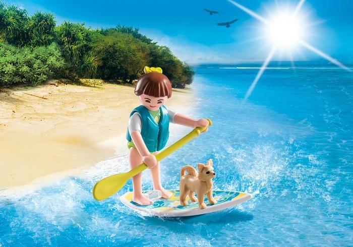 Paddleboard 9354 Playmobil Playmobil