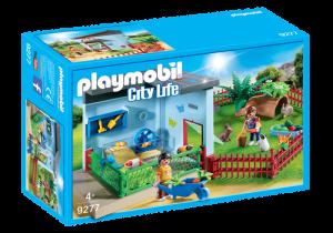 Penzion pro malá zvířátka 9277 Playmobil Playmobil
