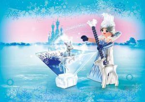 Playmogram 3D Ledová královna s kolouškem 9350