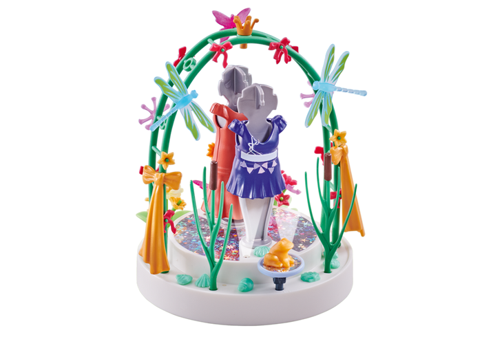 Podstavec s oblečením 9821 Playmobil Playmobil