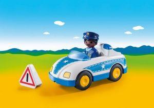 Policejní auto (1.2.3) 9384 Playmobil Playmobil