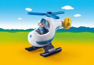 Policejní vrtulník (1.2.3) 9383