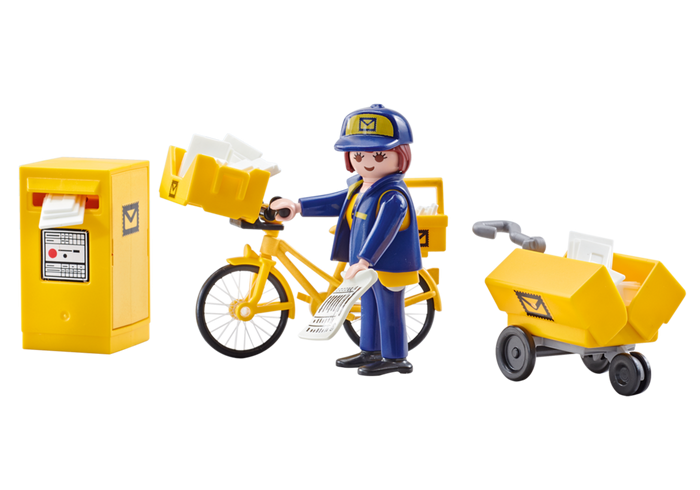 Pošťačka 9806 Playmobil Playmobil