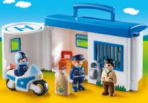 Přenosná policejní stanice (1.2.3) 9382