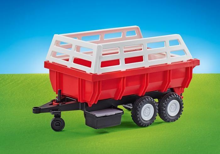Přívěs k traktoru 6577 Playmobil Playmobil