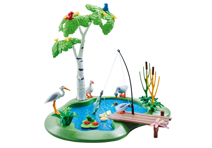 Rybník 6574 Playmobil Playmobil