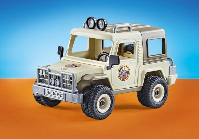Safari SUV 6581 Playmobil Playmobil