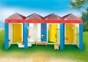 Sociální zařízení v aquaparku 6450