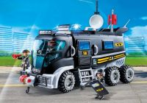 Speciální policejní zásahové vozidlo 9360