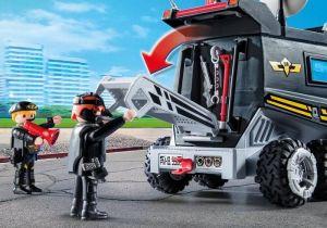 Speciální policejní zásahové vozidlo 9360 Playmobil Playmobil