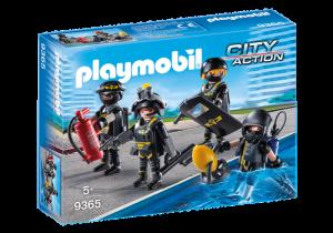 Speciální policejní zásahový tým 9365 Playmobil Playmobil