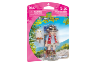 Správce přírodní rezervace 9337 Playmobil Playmobil
