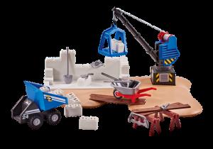 Staveniště 6553 Playmobil Playmobil