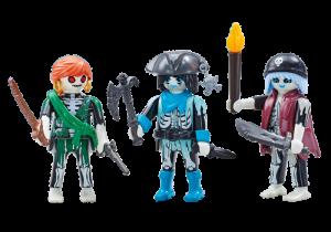 Tři piráti - duchové 6592