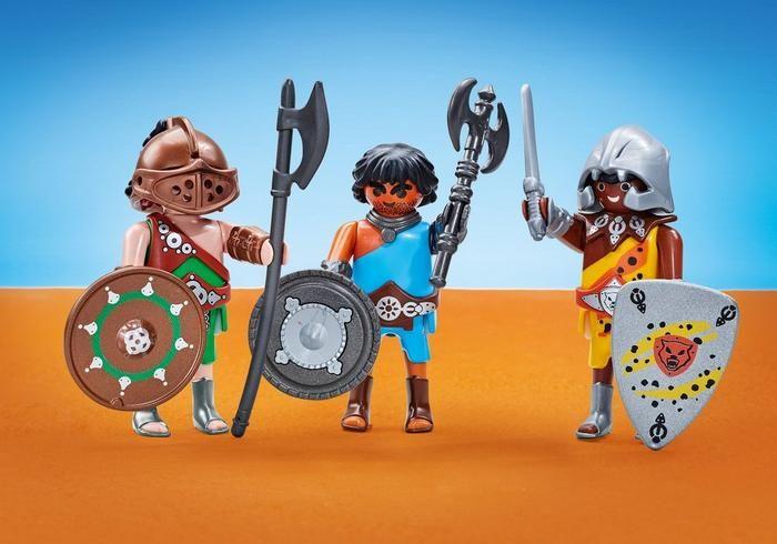 Tři gladiátoři 6590 Playmobil Playmobil