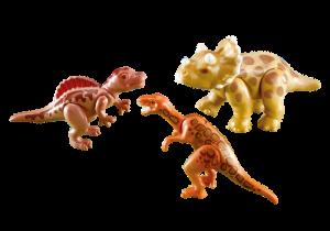 Tři malí dinové 7368 Playmobil Playmobil