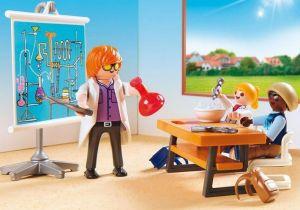 Učebna chemie 9456 Playmobil Playmobil