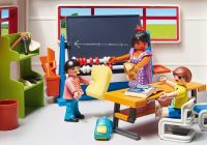 Učebna dějepisu 9455 Playmobil Playmobil