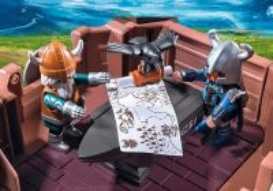Útočná věž trpaslíků 9340 Playmobil Playmobil