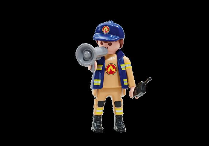 Velitel hasičů A 6583 Playmobil Playmobil