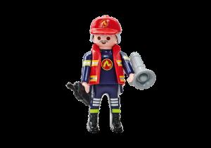 Velitel hasičů B 6585