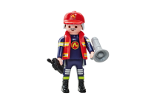 Velitel hasičů B 6585 Playmobil Playmobil