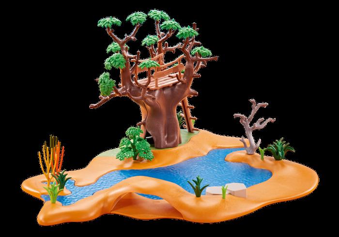 Velká vodní nádrž 6543 Playmobil Playmobil