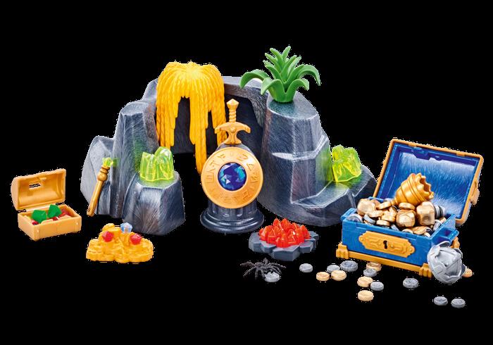 Velký poklad 6594 Playmobil Playmobil