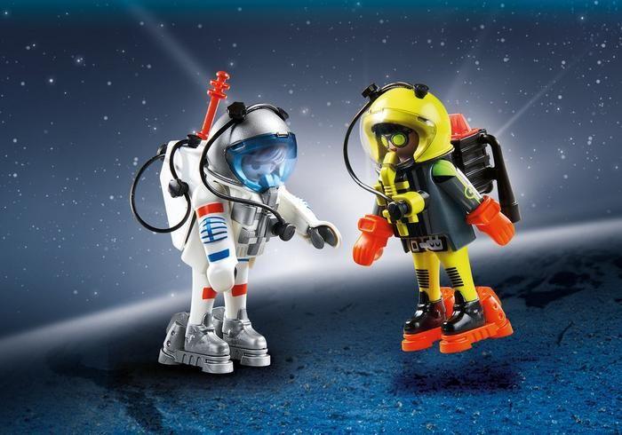 Vesmírní hrdinové 9448 Playmobil Playmobil
