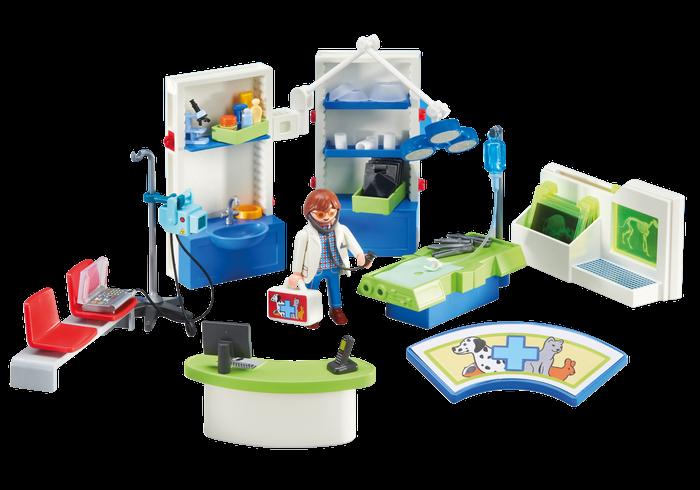 Veterinární praxe 6442 Playmobil Playmobil