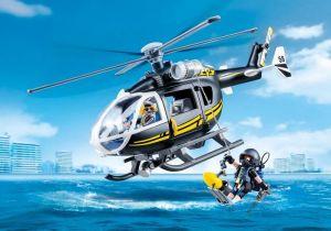 Vrtulník zásahového týmu 9363