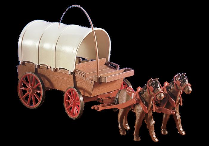 Vůz s koňmi 7648 Playmobil Playmobil