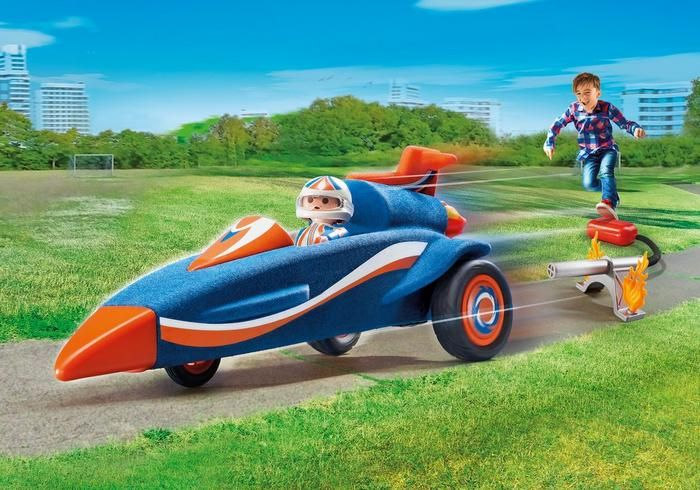 Vystřelovací formule 9375 Playmobil Playmobil